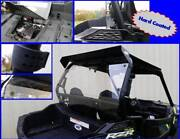 2015-17 Rzr 900 And Rzr-s 1000 Hard Coated Cab Back Rear Window