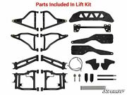 2017-2020 Polaris Rzr 900 To Rzr 900 S Conversion Kit With 3andrdquo Lift Kit Black