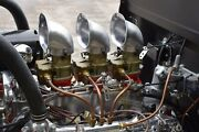 Stromberg 97,81 Carburetor Holley 94 Flathead 32 Ford Tri Power Scoops Lot Of 3