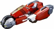 Arcadia Megazone 23 Garland 1/24 Die-cast Model 180mm Abs Action Figure W/track