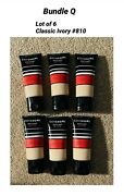 Cover Girl Outlast Active 24 Hr Foundation Spf 20 Bundle Q / Lot Of 6 New
