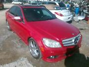Engine Assembly Mercedes C-class 08 09