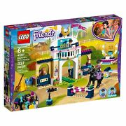 Lego 41367 Friends Stephanieand039s Horse Jumping Building Kit New With Sealed Box