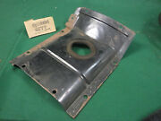 1930s 40s Chevy Ford Transmission Tunnel/cover/hump 36 37 38 39 40 Floor Shift