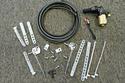 Fits 1967 To 1970 All B Body Mopars Windshield Washer Pump And Hose Kit