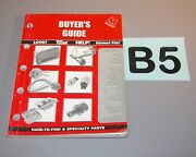 Motormite Buyerand039s Guide Hard To Find Specialty Parts Catalog Mm2100 B5