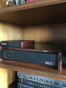Meitner Pa 6i Pre-amp W/ Wireless Remote/ps And Meitner Str-55 Amp- New Photos
