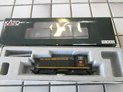 Kato Canadian National Nw2 Powered Switch Engine Ho Scale ////