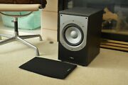 Infinity Ps-8 Active Crossover Powered 8 100-watt Rms Audio Subwoofer Exc