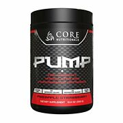 Core Nutritionals Pump 28 Servings / Pineapple Strawberry Discontinued