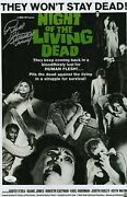 Russell Streiner Signed 11x17 Photo Night Of The Living Dead Autograph Jsa