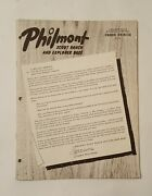 Vtg Philmont Scout Ranch And Explorer Base Manual For Boys Scout Executive