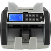 Royal Sovereign High Speed Front-load Bill Counter With Counterfeit Detection R