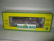 Mth G Scale New York Central Offset Steel Caboose 19328 Item 70-77005 Nib