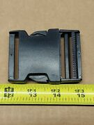 Alice Pack Quick Release Black Buckle Fits Medium Or Large Backpack Replacement