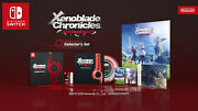 Xenoblade Chronicles Definitive Edition Switch Collector's Edition Eu Last Units