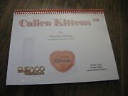 Calico Kittens By P Hillman - List And Photo Booklet