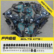 Airbrushed Fairings Bodywork Bolts Screws Set Fit Yamaha Yzf-r1 2009-2011 30 E7