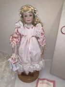 The Collectables By Phyllis Parkins Stephanie Doll 169 Of 350 Limited Edition