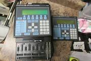 Parker Compumotor 4000 Motion Controller And 2 Control Panels - As Is Untested