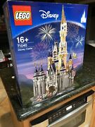 Lego 71040 The Disney Castle 4080 Pieces New Factory Sealed With 5 Minifigures