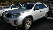 Front Clip Lx Us Market With Fog Lamps Fits 14-15 Sorento 1735748