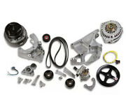 Holley 20-136 Ls/lt Complete Accessory Drive Kit For R4 A/c Compressor Natural