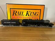 Mth Rail King Cab Forward Steamer Southern Pacific Proto Cab 4294 Item 1144-1