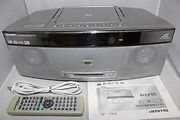 Used Sharp Sd-fv10-s 1-bit Auvi Dvd / Cd / Md / Radio Mdlp From Japan Tracking