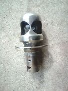 Vintage Motorcycle Parts Dash Light Indian Harley Davidson