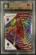 2018-19 Panini Revolution Chinese New Year Collin Sexton Rookie Rc Bgs 10 Pop 1