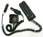 Motorola Automobile Cigarette Lighter Adapter And Charger For Xts Series Radio