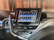 2021 2022 Toyota Camry Display Gps Navigation Radio Touch-screen Entune 3.0 Apps