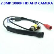 Hd 2.0mp Ahd Camera Cctv Wired 1080p Camera Home Security Hole Birth Lens