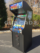 In The Hunt Arcade Machine New Full Size Multi Video Game Coinop Guscade