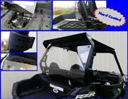 2015-2020 Rzr 900 And Rzr-s 1000 Hard Coated Cab Back Rear Window