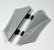 Floorboards For Harley Baggers Chrome-e-o Performance Plus Show Chrome Finish