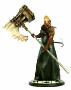Hcg Exclusive Resident Evil Afterlife Movie Axeman Figure Statue Only 500 Made