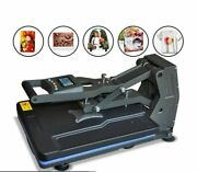 Heat Press Manual Machine Without Hydraulic Multi-function Sublimations 110-220v