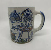 Louisville Stoneware Mug For Captain Spicers Gallery 1000 Island River Rats