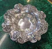 Great Francis I Sterling Silver Compote Bowl By Reed And Barton