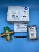 Taco 5120 Series - Mixing Valve - Brass - 1 Union Sweat Fast Free Shipping🚢🚢