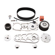 90-06 Harley Softail Bdl Tf-2000 Top Fuel Open Primary Belt Drive Kit 77204