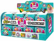 5 Surprise Mini Brands Toy Version Series 1 Full Case Of 24 Pack