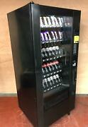 Combination Vending Machine For Gym Or Leisure Facility With Coin And Card System