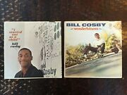 2 Bill Cosby Records - Wonderfulness And I Started Out As A Child
