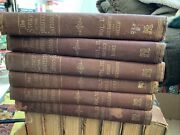 The Story Of The Greatest Nations Books 1906 6 Volumes Antique Decor Collectible