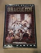 Vintage Dungeons Dragons Dracolich Limited Edition Ral Partha Figure Sealed Rare