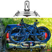 3 Bicycle Carrier 2andrdquo Receiver Hitch Mounted Foldable Bike Rack For Suv Truck Car