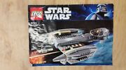 Used Lego 8095 General Grievous Starfighter Star Wars Instruction Booklet